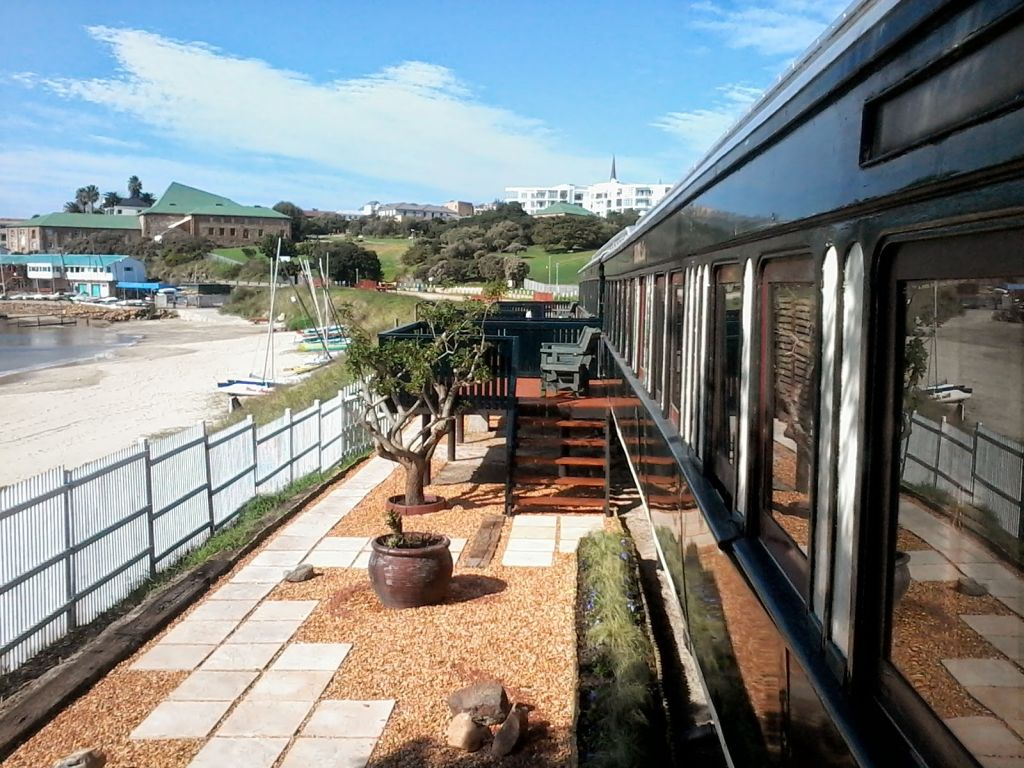 Santos Express Train Lodge Mossel Bay Western Cape